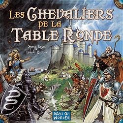 Les chevaliers de la table ronde variante - Jeu de societe les chevaliers de la table ronde ...